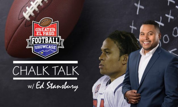 Chalk Talk with Ed Stansbury