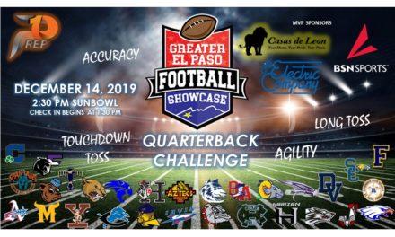 2019 Quarterback Challenge