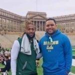 Go Pack Go – Good luck to All-Star Alumni Aaron Jones