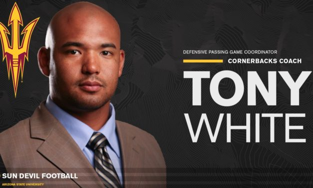 All-Star Alumni Tony White Returns to El Paso for Sun Bowl