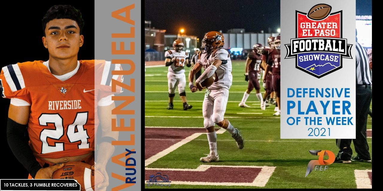 Defensive Player's of the week | 2021