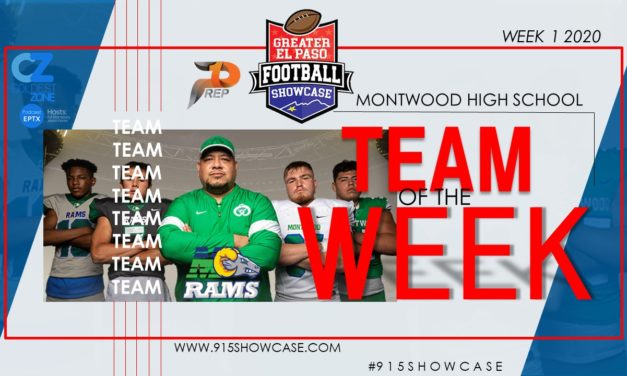 Teams of the Week – 2020